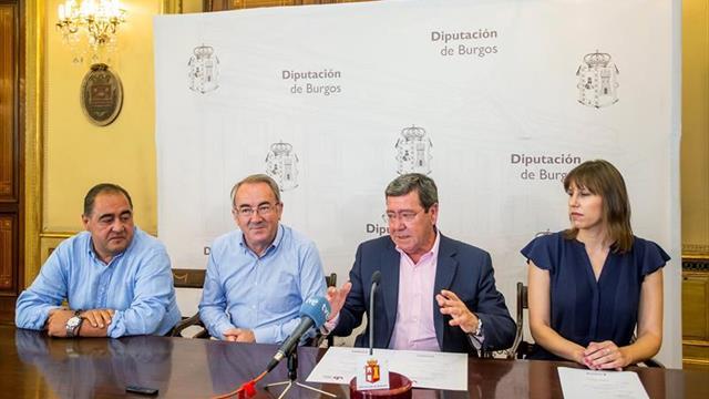 Dieciocho equipos participarán en la XLI Vuelta a Burgos