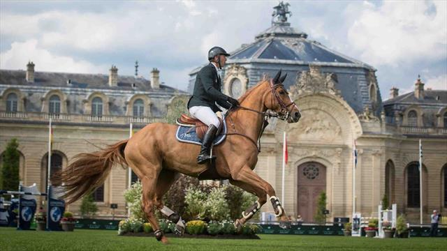 Chantilly opens its doors for the Longines Global Champions Tour