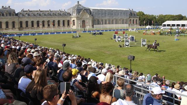 Le Longines Global Champions Tour de Chantilly fête ses dix ans