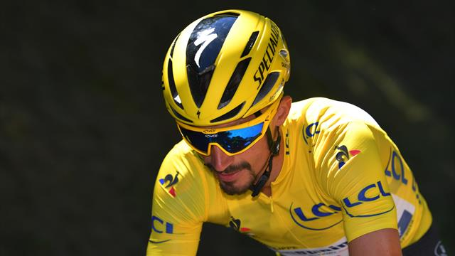 How bonus seconds helped Giulio Ciccone usurped Julian Alaphilippe