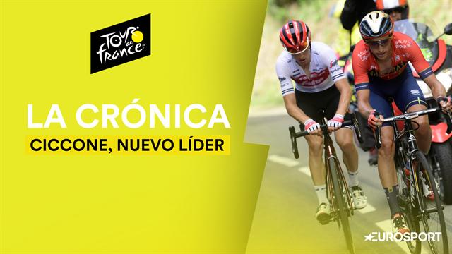 Tour de Francia 2019 (6ª etapa): Landa se atreve, Ineos muestra su debilidad y Ciccone, nuevo líder