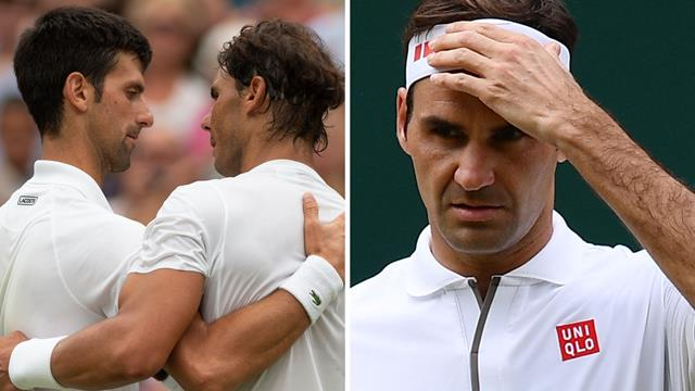 Win Wimbledon, win the all-time Grand Slam title race?
