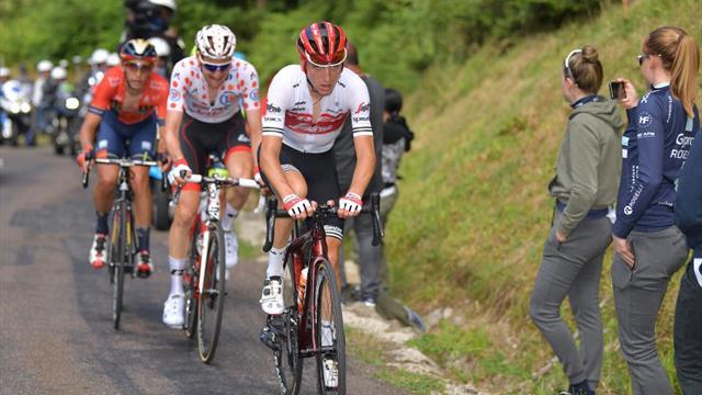 Tour de Francia2019 (6ª etapa), lo que te perdiste: Dura batalla Ciccone-Wellens por la montaña