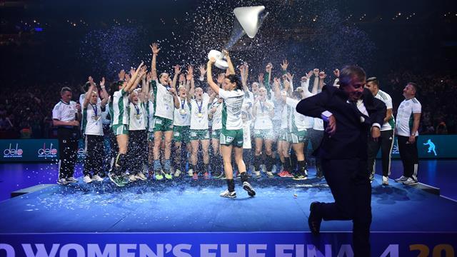 Handball: Champions-League-Finale der Frauen bis 2024 in Budapest
