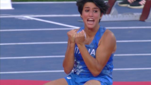 Roberta Bruni d'oro nel salto con l'asta, scatenate le azzurre alle Universiadi!