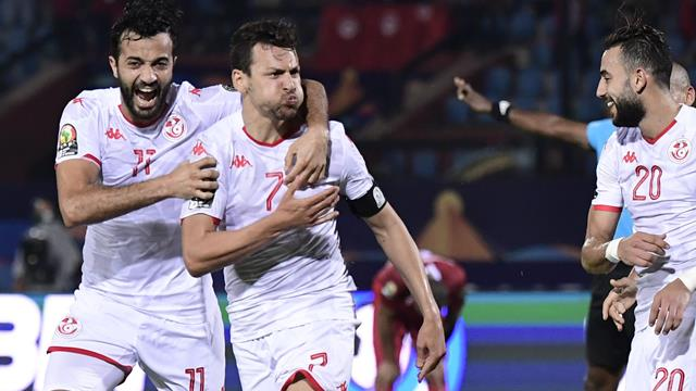 Tunisia end Madagascar's fairytale run in maiden AFCON to reach semi-finals