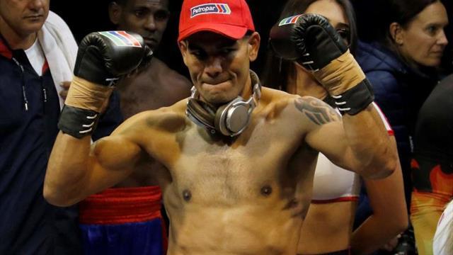 El boxeador paraguayo 'la Pantera' Moray obtiene la libertad condicional