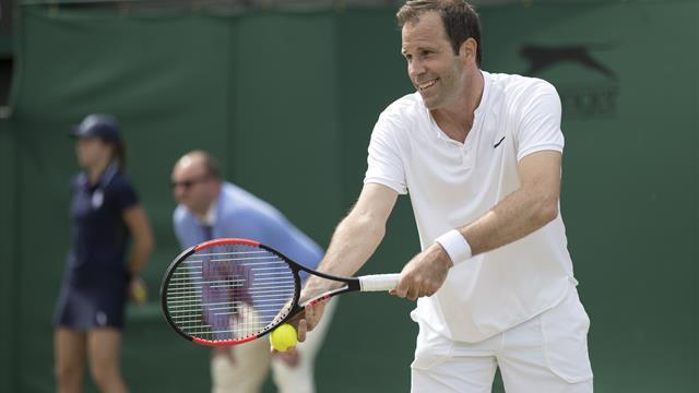 Руседски: «Федерер, Надаль и Джокович не уйдут, пока молодежь не начнет отнимать у них титулы»