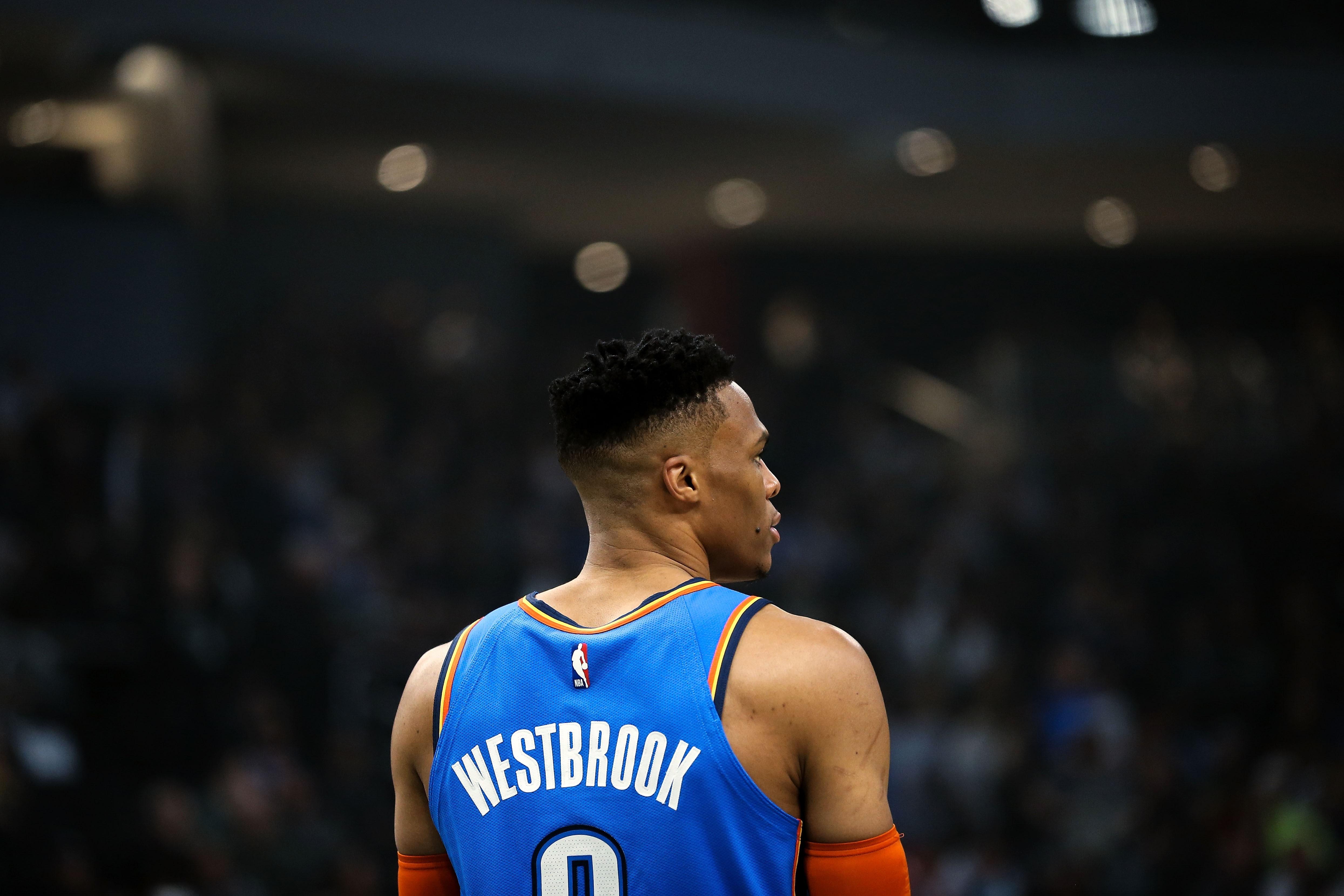 Russell Westbrook (Oklahoma City)