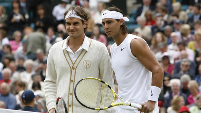 After 11 years, Federer and Nadal renew Wimbledon rivalry