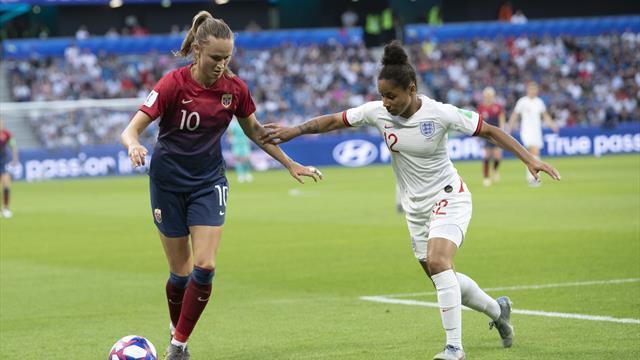 Norge på stedet hvil på FIFA-rankingen