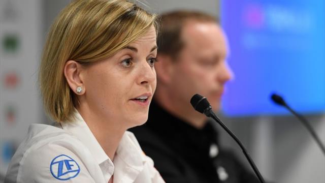 Susie Wolff: Formel E wird Formel 1 nie ersetzen