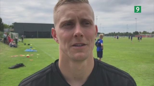 Kalle Johnsson efter skiftet til FCK: AGF-interessen var ikke det mest attraktive
