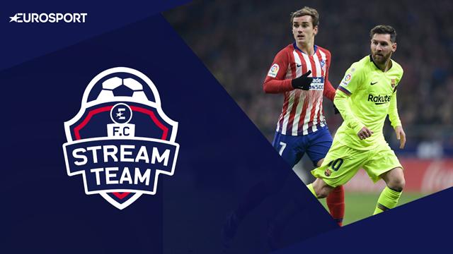 Griezmann au Barça, le mercato des champions du monde : on en a parlé dans le FC Stream Team