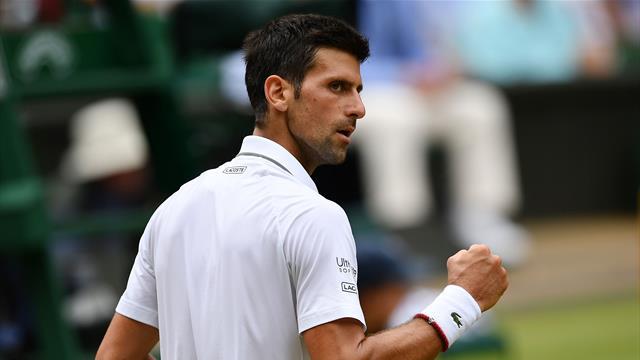 Wimbledon 2019, Djokovic-Bautista: Fin del sueño; Nole, a revalidar el título (6-2, 4-6, 6-3 y 6-2)