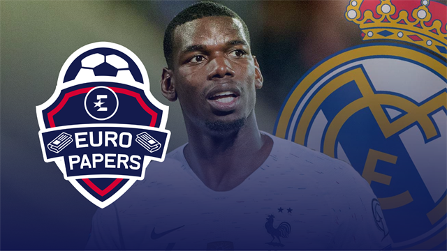 Pogba 2020? How the midfielder's contract holds key to Real move - Euro Papers