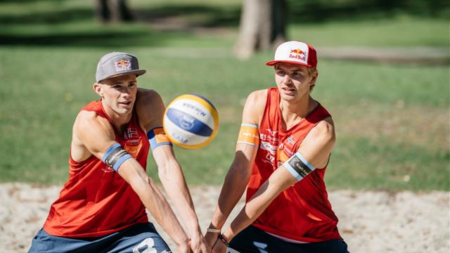 Mol og Sørum kom skjevt ut – men reddet kvartfinaleplass i Nederland