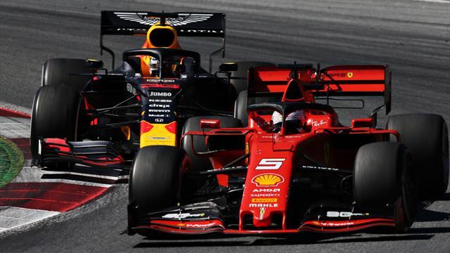Retour sur l'accident Vettel-Verstappen — VIDÉO