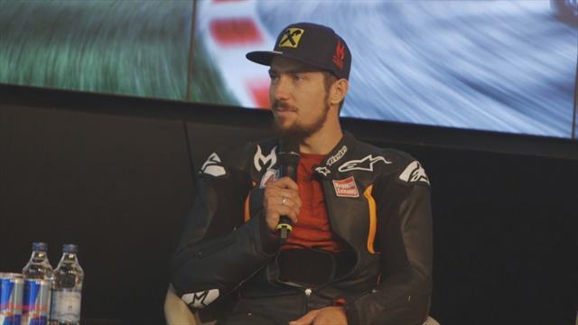 MotoGP statt Skipiste: Hirscher beeindruckt auf dem Motorrad