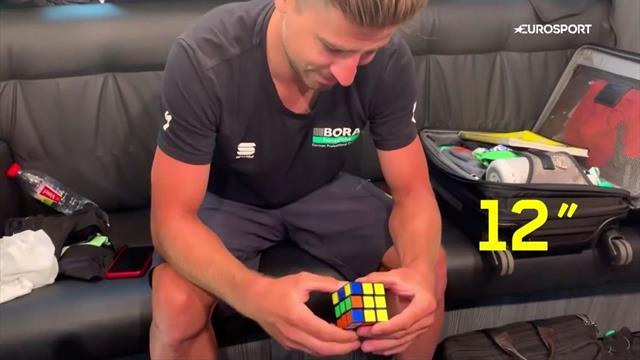 Sagan vs Zauberwürfel: Knackt Ihr die Marke des Sprintstars?