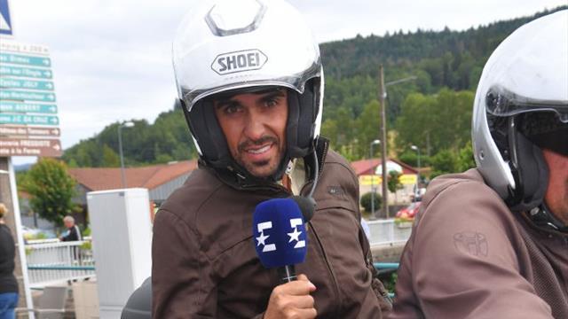 Contador en Eurosport: Alberto desvela su peor pájara y a qué tuvo que recurrir para recuperar