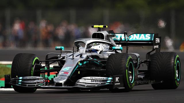 Libres 2 : Bottas devant Hamilton et Leclerc