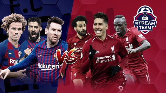 Barcelone, City, Paris, Liverpool : qui a la plus belle attaque du monde ?
