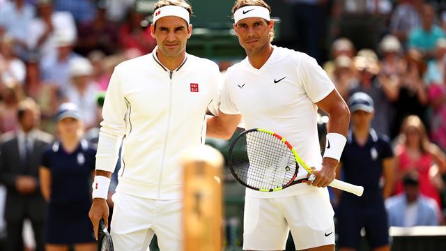 Nach Rücktrittswelle: Neue Aufgabe für Nadal und Federer