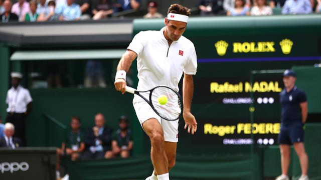 Федерер вышел в 12-й финал Уимблдона и разыграет титул с Джоковичем