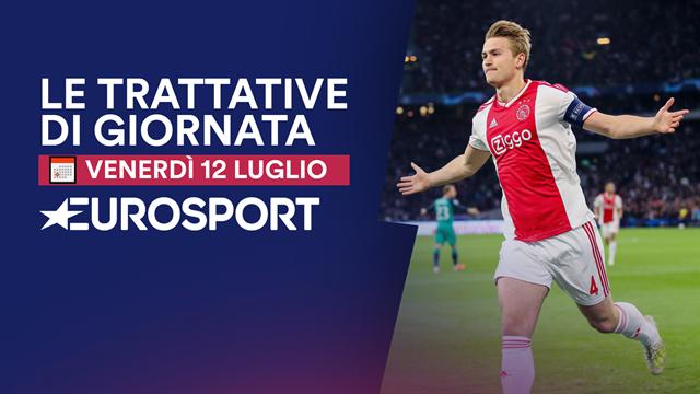 Dall'accordo totale De Ligt-Juve al caso Griezmann: la giornata di calciomercato in 1 minuto