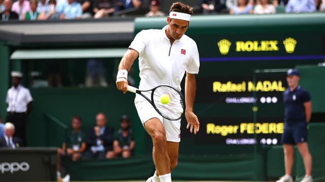 Federer vant gigantmøtet mot Nadal – til Wimbledon-finale