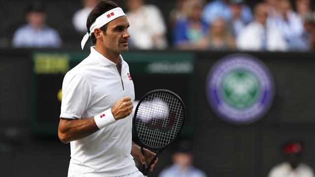 EN DIRECT : Roger Federer mène deux sets à un face à Rafael Nadal