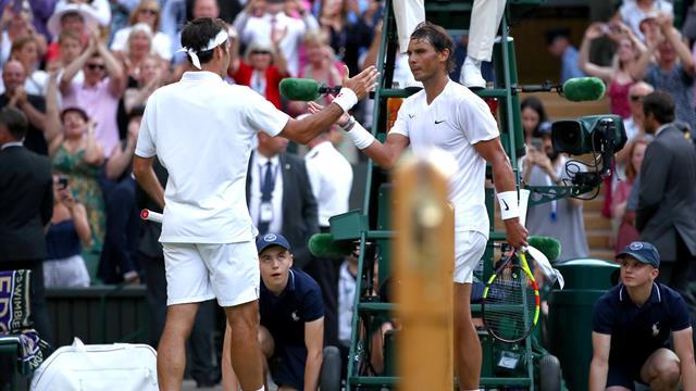 """""""Bitte noch viele Jahre"""": So reagiert das Netz auf Federer gegen Nadal"""