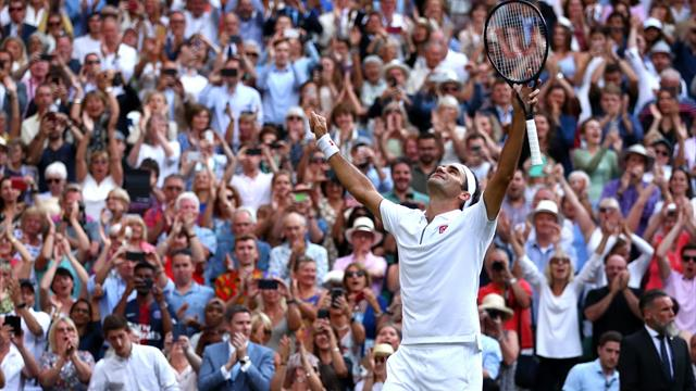 """Nächster Akt im Tennis-Epos: """"King Roger"""" peilt neunten Titel an"""