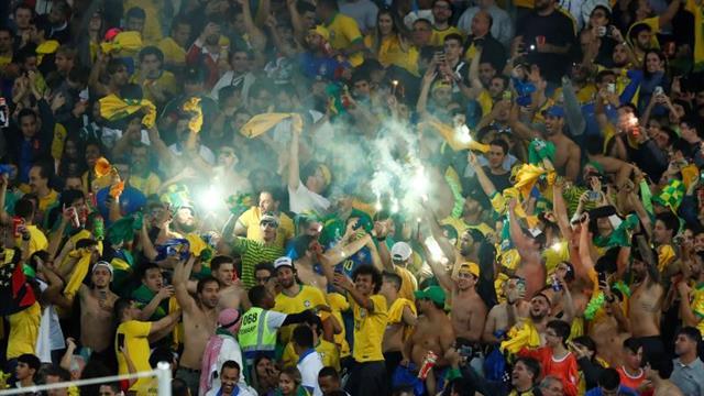 Promedio de asistentes en Copa América de Brasil supera en 37,4 % el de Chile