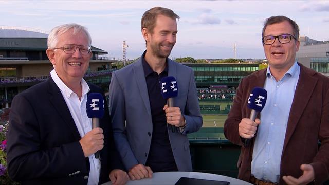 – Drømmetennis på Wimbledon-gresset!