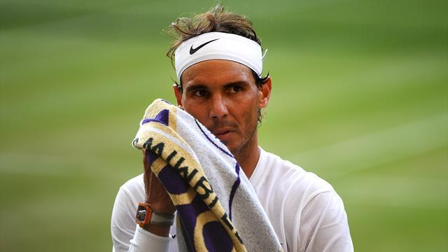 Constamment sous pression, Nadal ne s'est pas reconnu