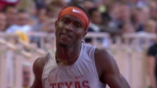 Alerte malaise : Il n'entend pas le faux départ et termine tout seul son 400m