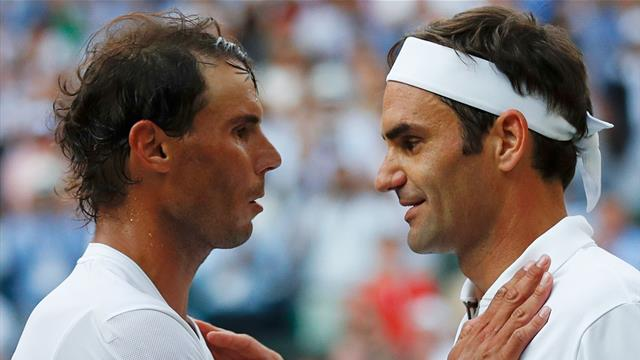 'The bigger points went my way,' admits Federer after Nadal win