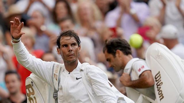"""Rafael Nadal: """"He perdido otra oportunidad de estar en la final de Wimbledon"""""""