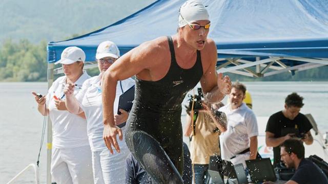 Guillem Pujol llega décimo en aguas abiertas del mundial de Gwangju