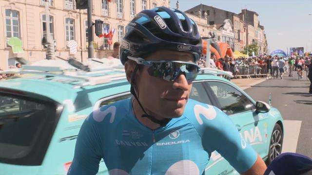 """Tour de Francia 2019, Landa: """"Ha sido un shock, por suerte no tengo consecuencias físicas"""""""
