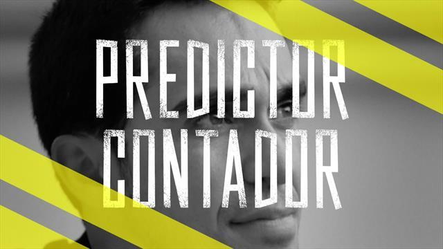 """Le prono de Contador : """"C'est un très bon jour pour une échappée"""""""