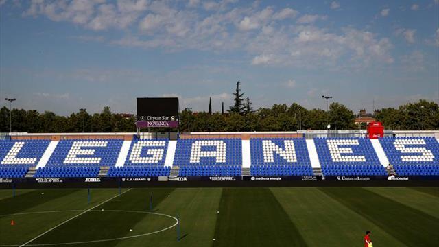 2-2. Leganés y Rayo Vallecano arrancan su carrusel de amistosos con empate