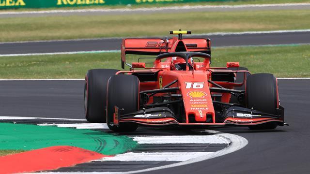 Libres 3 : Les Ferrari au top