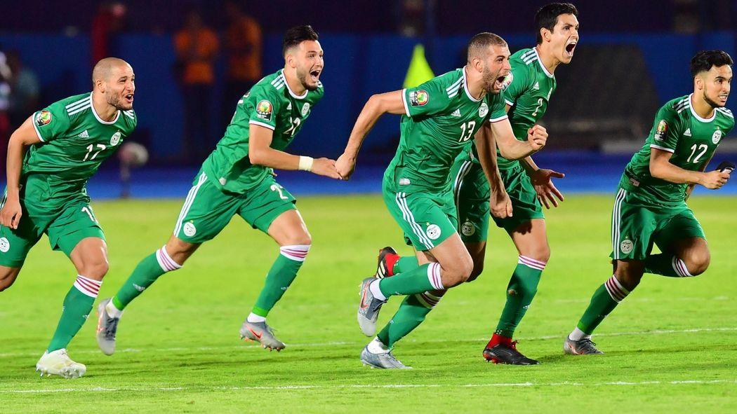 Equipe D Algerie Calendrier.Can 2019 Belmadi Travail Tactique Collectif Retrouve