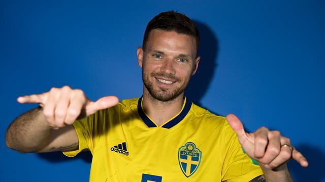 «Краснодар» подписал нападающего сборной Швеции Берга