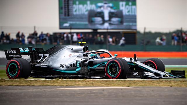 Bottas batte Hamilton di 6 millesimi ed è in pole! Poi Leclerc, solo 6° Vettel