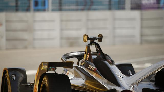 Formula E, ePrix Nueva York: Alexander Sims domina los primeros entrenamientos libres