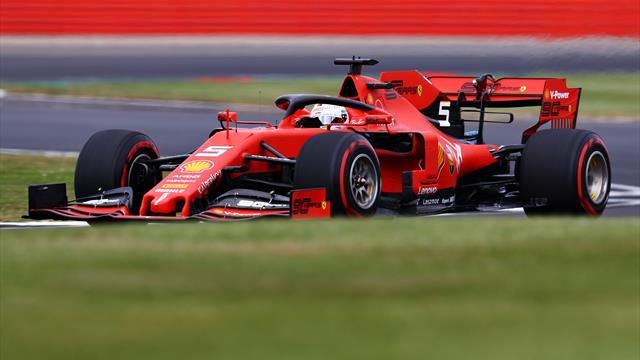 Böse Klatsche für Vettel, Mercedes im Qualifying unschlagbar
